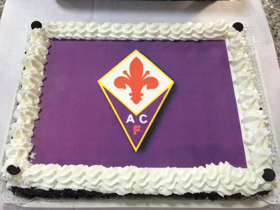 la torta della Fiorentina
