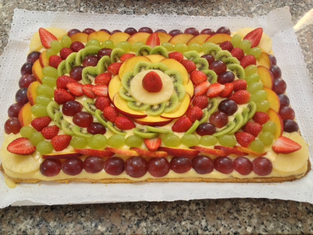 Crostata Frutta Big