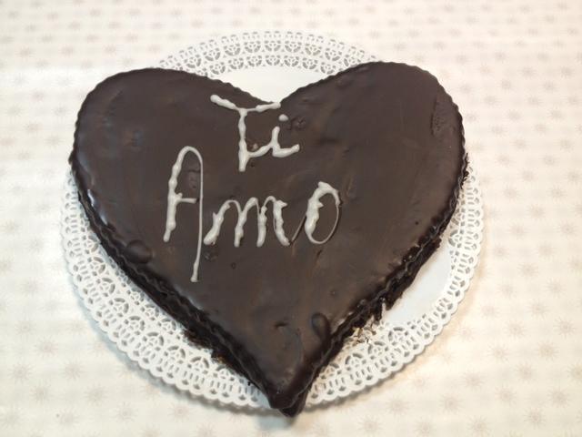 cuore ti amo san valentino