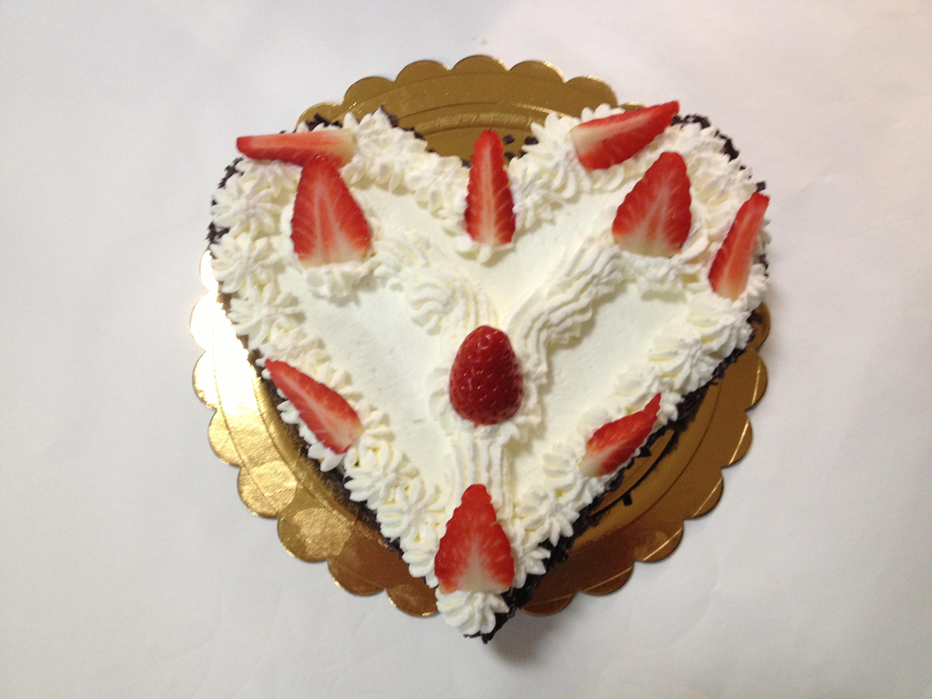 cuore di panna san valentino