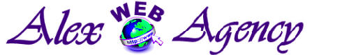 Logo Alex Web Agency 2 Gif